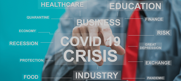 Comparing the COVID-19 Recession with 2008 Financial Crash